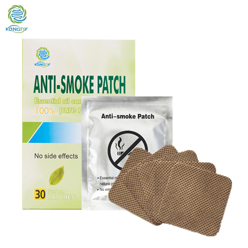 anti smoke patch